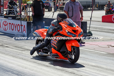 Sportsman Motorcycle Bracket Shootout Qualifying