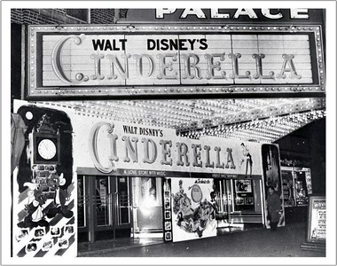 Palace Theater Gary Indiana Cinderella (1950 film)