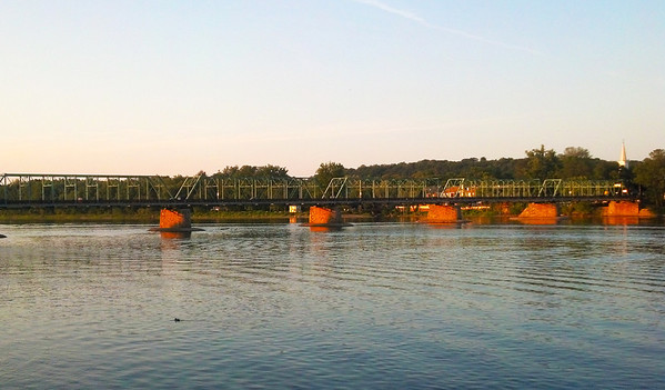 The Lambertville - New Hope Bridge