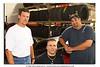 Beware the Triple Threat!  Craig Consoer (Subaru of Schaumburg), Paul Szuba (President - P&L Motorsports), and Terry Kalosky (Award winning showcar builder and P&L Advocate)
