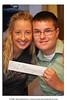 Megan and Dustin pimpin the P&L colors!