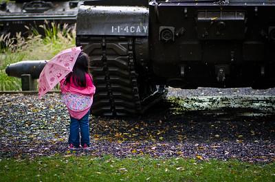 Kid vs. Tank