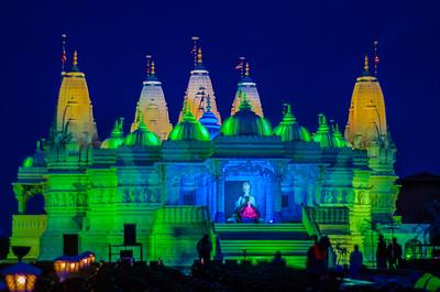Temple Colors