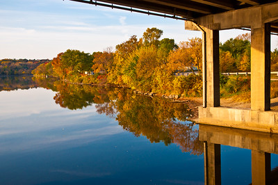 Bridge Over the River Fox