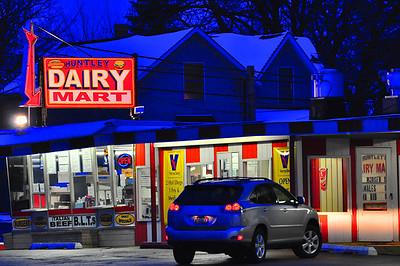 5 - Huntley Dairy Mart, Route 47