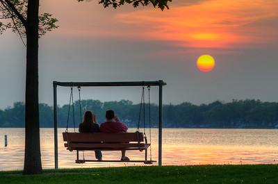 Sunset-Watching