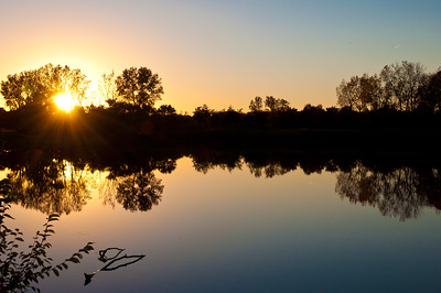 Silhouette Reflections