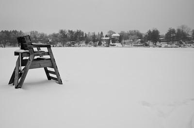 White and Freezing