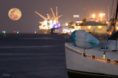 """Midnight Sail"""