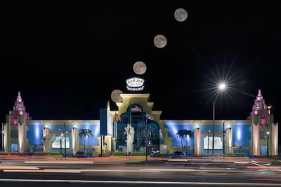 """Buck Moon Boulevard"""