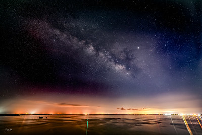 """Indian River Lagoon Milky Way"""