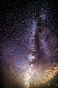 """Smoky Mountain Milky Way"""
