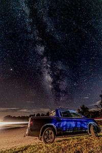 """Roadside Milky Way"""