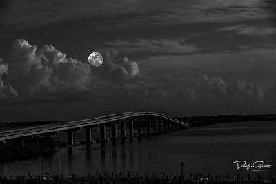 January's Wolf Moon
