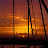 Masted Sunset