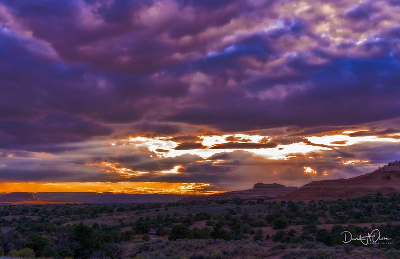 Desert Sunset