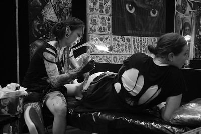 Tattoo Festival, New Plymouth