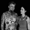 Jocke and his wife from Sweden