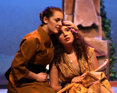 The Tempest  Dress Rehearsal 11-29-17