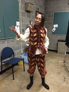 Behind-The-Scenes: Trincula (Jayla Moore)