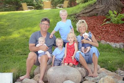 Borgstahl Family