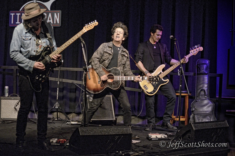 Matt Hogan, Willie Nile, Johnny Pisano