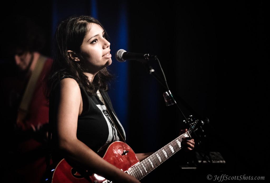 Angelica Garcia Trio