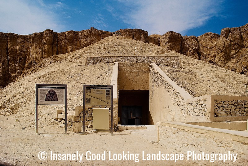 Tomb of Rameses III - Valley of The Kings - Luxor, Egypt 2019