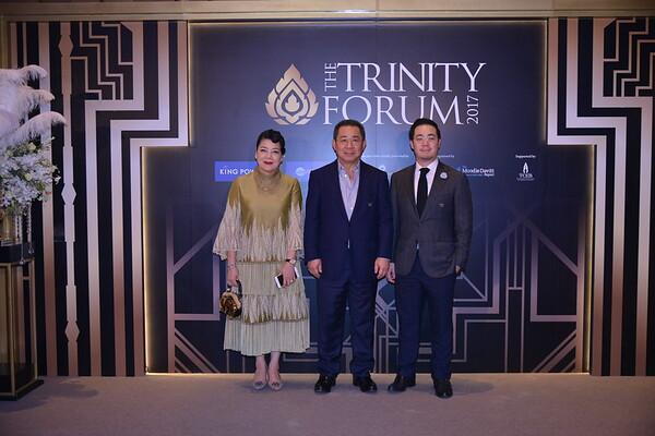 Trinity 2017 - Gala Dinner