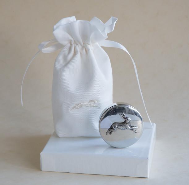 Hare Keepsake Box: