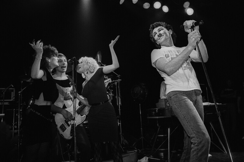 The Tubes performing live at The Stone in San Francisco in 1985.