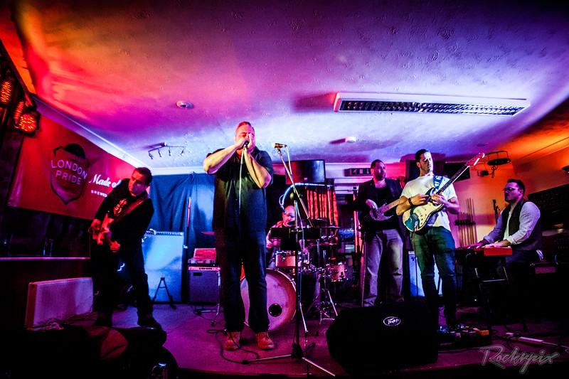 ©Rockrpix -  Backwater Roll Blues Band
