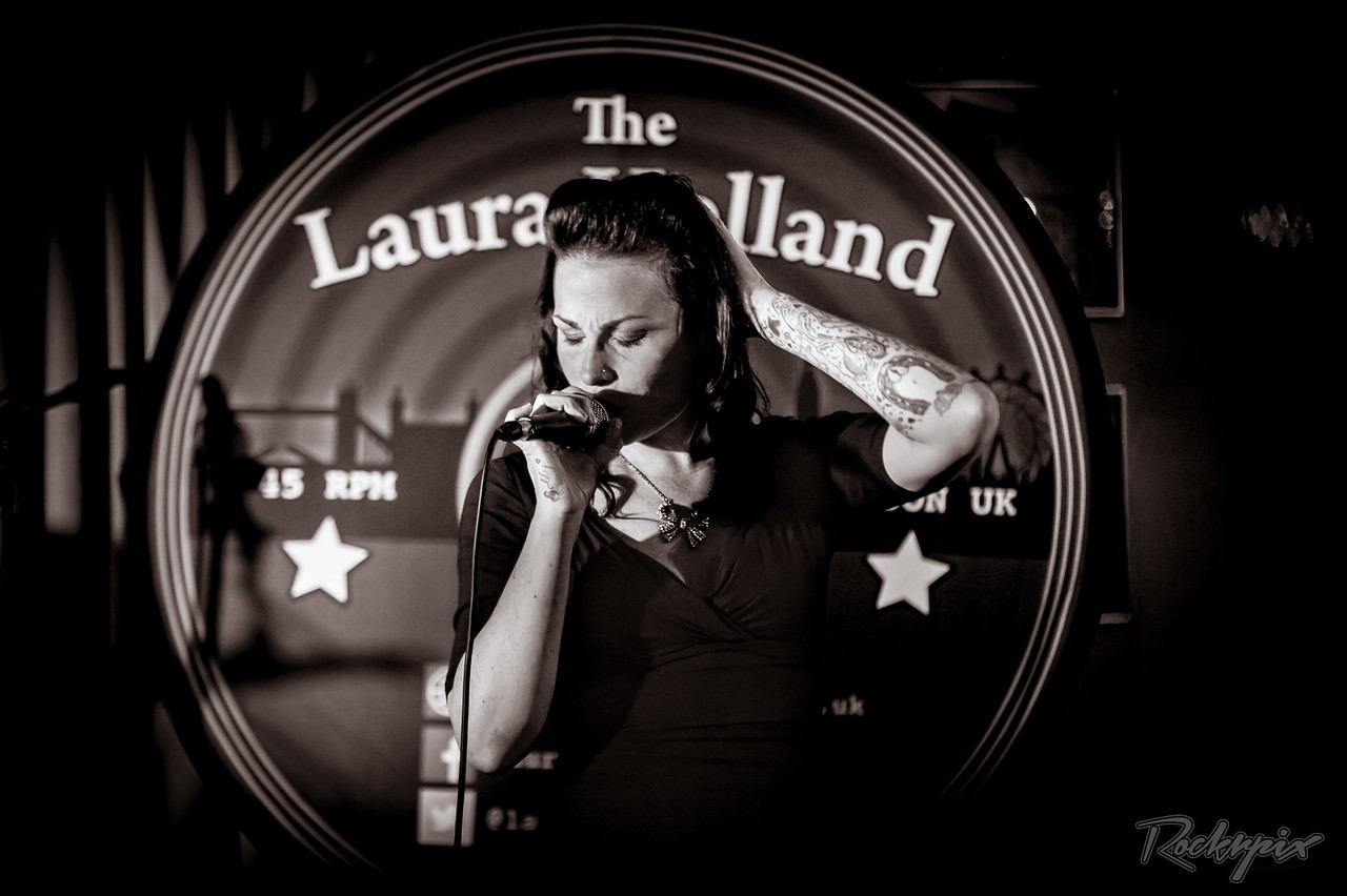 ©Rockrpix -  Laura Holland Band