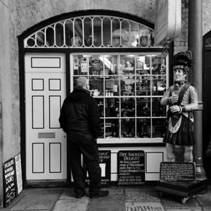 Tobacconist, Covent Garden