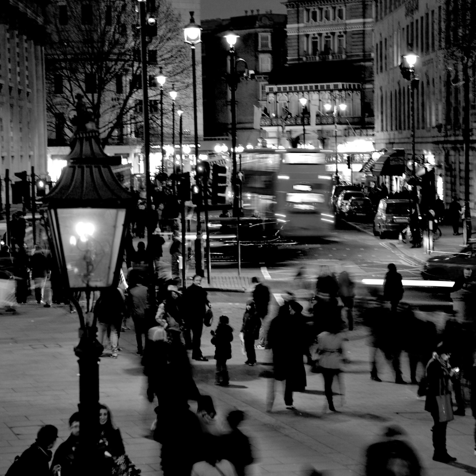 The Strand, London 2012