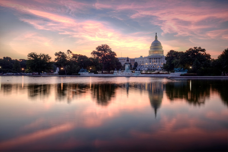 Capitol at Sunrise