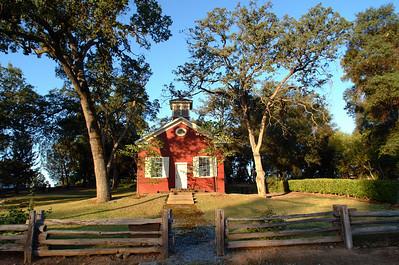 Calaveras County - School House   California