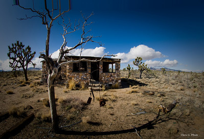 Mojave National Preserve, California - Abandoned Ranch