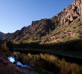 Black Canyon of the Gunnisor National Park