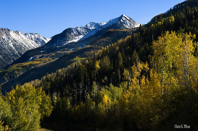 McClure Pass, Colorado (8800 feet)