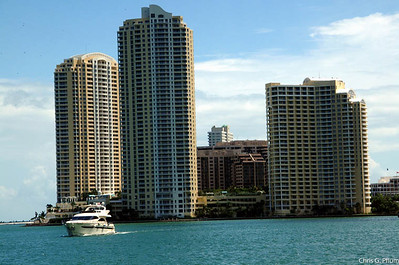 Miami, Biscayne Bay