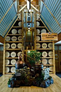 Bardstown, Kentucky - Heaven Hill Bourbon Heritage Center