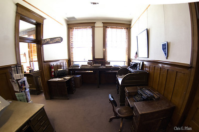 Goldfield, NV - Court house