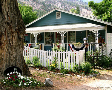 Genoa - Nevada'a Oldest Town