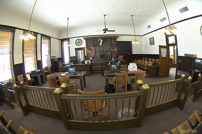 Goldfield, NV - Court House where Virgil Erp (Wyatt's brother) was once the sheriff.