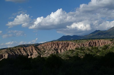Bear Moutains, Silver City, New Mexico