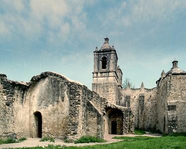 San Antoio, TX - Mission San Juan Capistrano, 1745