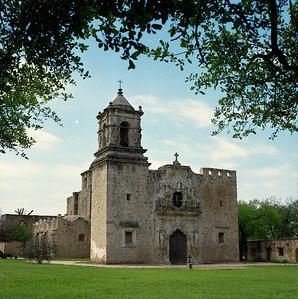San Antonio, TX - Mission Espada, 1720