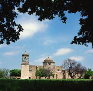 San Antonio, TX - Mission San José, 1720