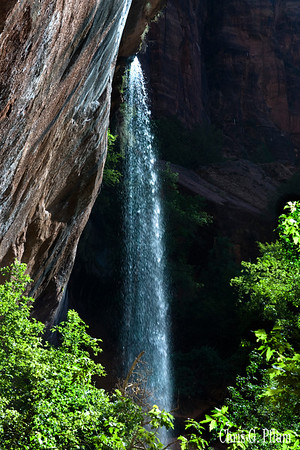 Zion - Emerald Pools Trail Utah